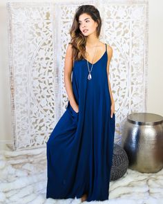 Olivian Maxi Dress - Vici Collection