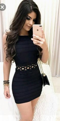 Classy Outfits, Sexy Outfits, Pretty Outfits, Chic Outfits, Beautiful Outfits, Girl Outfits, Dress Outfits, Tight Dresses, Stylish Dresses
