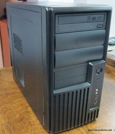CCAPC Custom Desktop PC 3.2GHz AMD Phenom 8GB RAM 500GB HDD Win 7