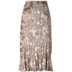 Etro metallic jacquard skirt ($965) ❤ liked on Polyvore featuring skirts, grey, metallic skirts, metallic jacquard skirt, gray skirt, grey skirt and patterned skirts