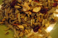 cookin' up north: Almond Wild Rice Recipe
