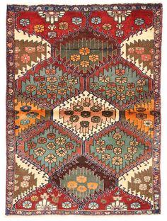 Bakhtiari 107x145 - CarpetVista