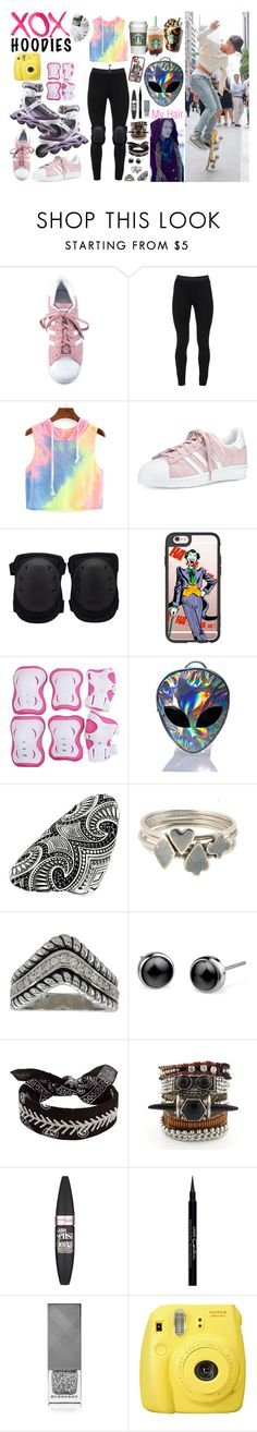 """And boy, got me rockin' side to side"" by belieber-fan ❤ liked on Polyvore featuring adidas, Justin Bieber, Peace of Cloth, Casetify, Disturbia, Thomas Sabo, Sian Bostwick Jewellery, Fallon, Maybelline and Givenchy"