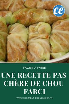 Best Cabbage Rolls - My Mom's Secret Recipe - Moms & Munchkins Inexpensive Meals, Cheap Meals, Cabbage Rolls, Batch Cooking, Secret Recipe, Quick Meals, Meat Recipes, Food And Drink, Yummy Food