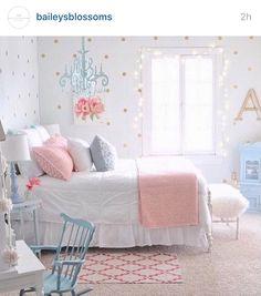 Decor inspiration for Izz's room