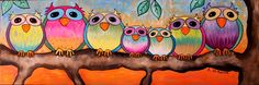 Parliament of Owls from various artists Facebook Christmas Cover Photos, Facebook Cover Photos Vintage, Cover Pics For Facebook, Timeline Cover Photos, Facebook Timeline Covers, Facebook Image, Owl Cartoon, Fb Covers, Bullet Journal Art