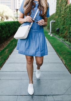 the perfect summer dress // kate spade new york // event with HauteLook