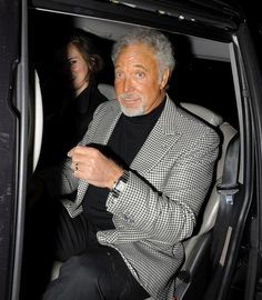 Tom Jones Photos Photos - Tom Jones appears to have taken his tanning a little bit too far, as he appears slightly orange after leaving The Punch Bowl. - Tom Jones Looks Tan Tom Jones Singer, Sir Tom Jones, Girls Toms, Punch, Orange, Music, Photos, Inspiration, Musica