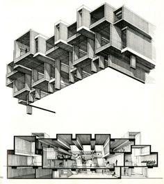"""""""Nunca pueden resolverse todos los problemas…. Por cierto, es unacaracterísticadel siglo XX, que los arquitectos sean altamente selectivos..."""
