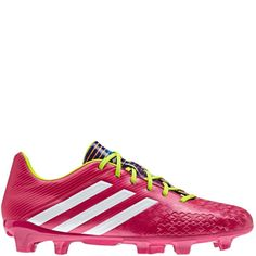 purchase cheap 24284 eb6b5 adidas Predator Absolado LZ TRX FG - Samba Pack - Vivid Berry Running White  Solar Slime Firm Ground Soccer Cleats - model F32559