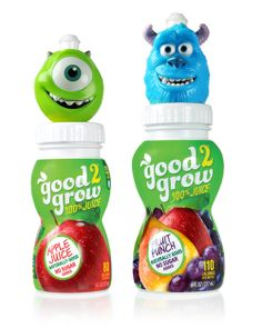 Good 2 Grow juices