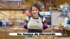 tarte aux dattes et frangipane Samira TV