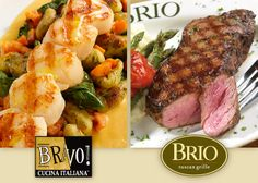 Bravo Brio Restaurant Group - If your organization has a fundraising event or program you'd like to tell us about, please fill out and submit the donation request form electronically.