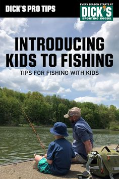 Pro Tips Guide to Introducing Your Kids to Fishing Fishing For Kids, Kids Fishing Poles, Fishing Guide, Best Fishing, Learning Activities, Activities For Kids, Pro Tip, Fishing Techniques, Great Father