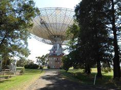CSIRO-Radio-Telescope-'The-Dish' Telescope, Westerns, Fair Grounds, Dish, Travel, Inspiration, Biblical Inspiration, Viajes, Destinations