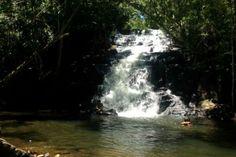 Cachoeira do Cleandro, em Itacaré. Visite o BrasilGuias
