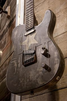Telecaster - Trussart Guitar by r o s e n d a h l, via Flickr