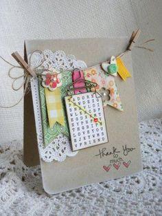 Thank You Card via Precious Remembrance Shop