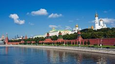 Most beautiful attractions of Moscow  The Cathedral Blazhenny Basil church is widely known monument of Russian architecture. It was built ...