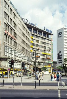 1976 West-Berlin - Kurfürstendamm  ☺