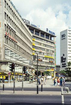 1976 West-Berlin - Kurfürstendamm  ☺