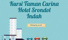Projects Kursi Taman CARINA Hotel Srondol Indah - FilMaria