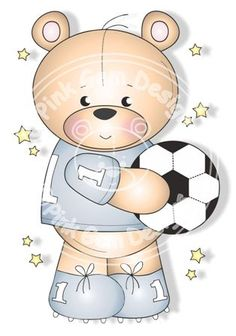 Football Teddy