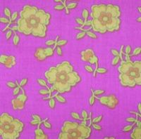 This new cotton lawn from Timeless Treasures is a joy to sew with.  It is lightweight, silky and very easy to sew.  The colors are bright and cheerful, but not overwhelming.  Perfect for apparel sewing for children and women!