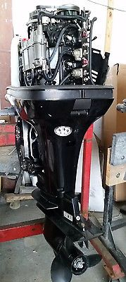 Mercury 90 Hp Outboard