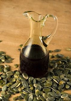 Dr. Oz gets it really wrong about pumpkin seed oil.  This oil is NOT good for you and here's why.