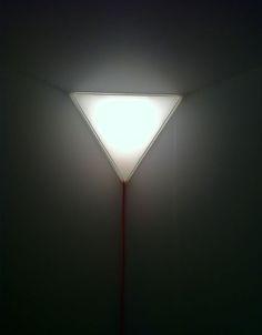 corner interior soft lighting