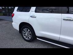 2016 Toyota Sequoia Jacksonville St Augustine Ponte Vedra Palm Valley Fernandina Beach FL PJ102