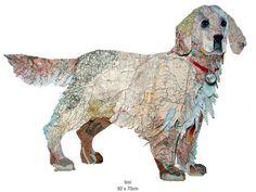 50 shades of dogs (Golden Retriever): Peter Clark