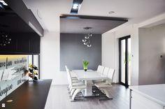 Jadalnia w Michałowie - zdjęcie od Am Design Studio projektowania wnętrz - Jadalnia - Styl Nowoczesny - Am Design Studio projektowania wnętrz