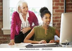 stock-photo-two-women-working-at-computer-in-contemporary-office-284518922.jpg (450×320)
