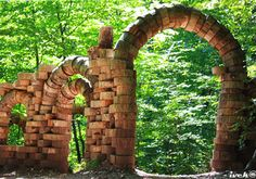 Arte Sella  land art by ivack@, via Flickr