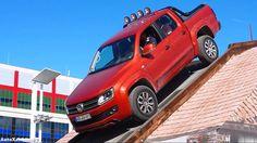 Volkswagen Amarok - 4x4 Demo Run - Offroad Driving and Climbing