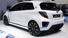 2016 Toyota Yaris - release date and price