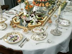 This exhibition explores the original English meaning of the word banquet, which meant an aftercourse of sweetmeats, nuts and confectionery novelties, not a large formal or state meal. Peter Brown, the director of Fairfax House has put together a number of table settings and case displays featuring original period tableware. The confectionery, sugar sculpture and other decorative foods have been made by Ivan Day, Peter Brears and Tony Barton.