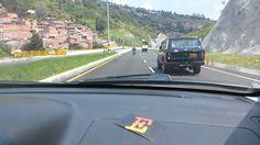La nueva vía de la 80 al túnel de Occidente en Medellín