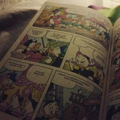 Tyle wspomnień. <3  #duck #donald #donaldduck #childhood #comic #old #times #oldtimes #ducktales