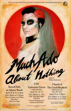University of North Florida, Much Ado About Nothing
