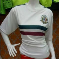 Women Mexico National Team 2017 Away White Soccer Jersey Women Mexico  National Team 2017 Away White Soccer Jersey  37b62e767