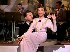 fabulous lyrics. no one can write this way anymore!**** Judy Garland and Mickey Rooney - I Wish I Were In Love Again (Words And Music, 1948)