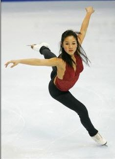 Michelle Kwan is considered a figure skating legend and is the most decorated figure skater in U.S. history. She skated powerful, technical, emotional performances in two Olympics, earning the silver medal at the 1998 Nagano Olympics and the bronze medal at the 2002 Salt Lake City Olympics. She is widely considered one of the greatest skaters ever - nine times US champion, five times world champion, and two-time Olympic medalist.