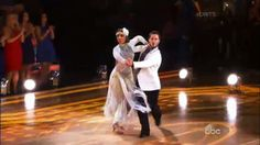DWTS Season 21 Week 1 - Night 2 First Dances - Tamar Braxton & Val ...