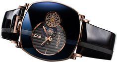 La Cote des Montres : La collection de montres Chaumet Dandy Edition Arty Open Face, Chronographe et Grande Date - Le chic parisien