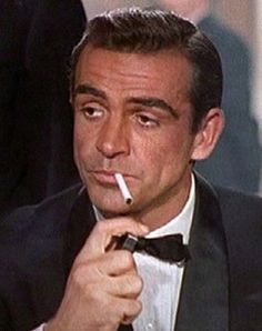 sean connery as james bond - Bing Images