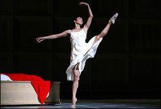"""mark morris dance group"" | Maile Okamura as Juliet, Romeo & Juliet, Mark Morris Dance Group ..."