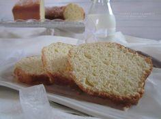 Ciambellone classico per la colazione senza burro